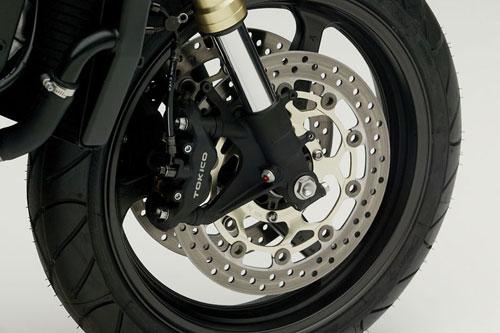 Тормоза Honda cbr600rr