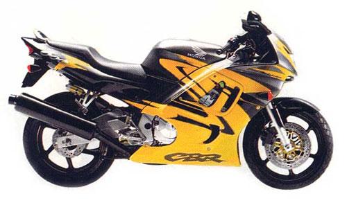 CBR600F (1997)